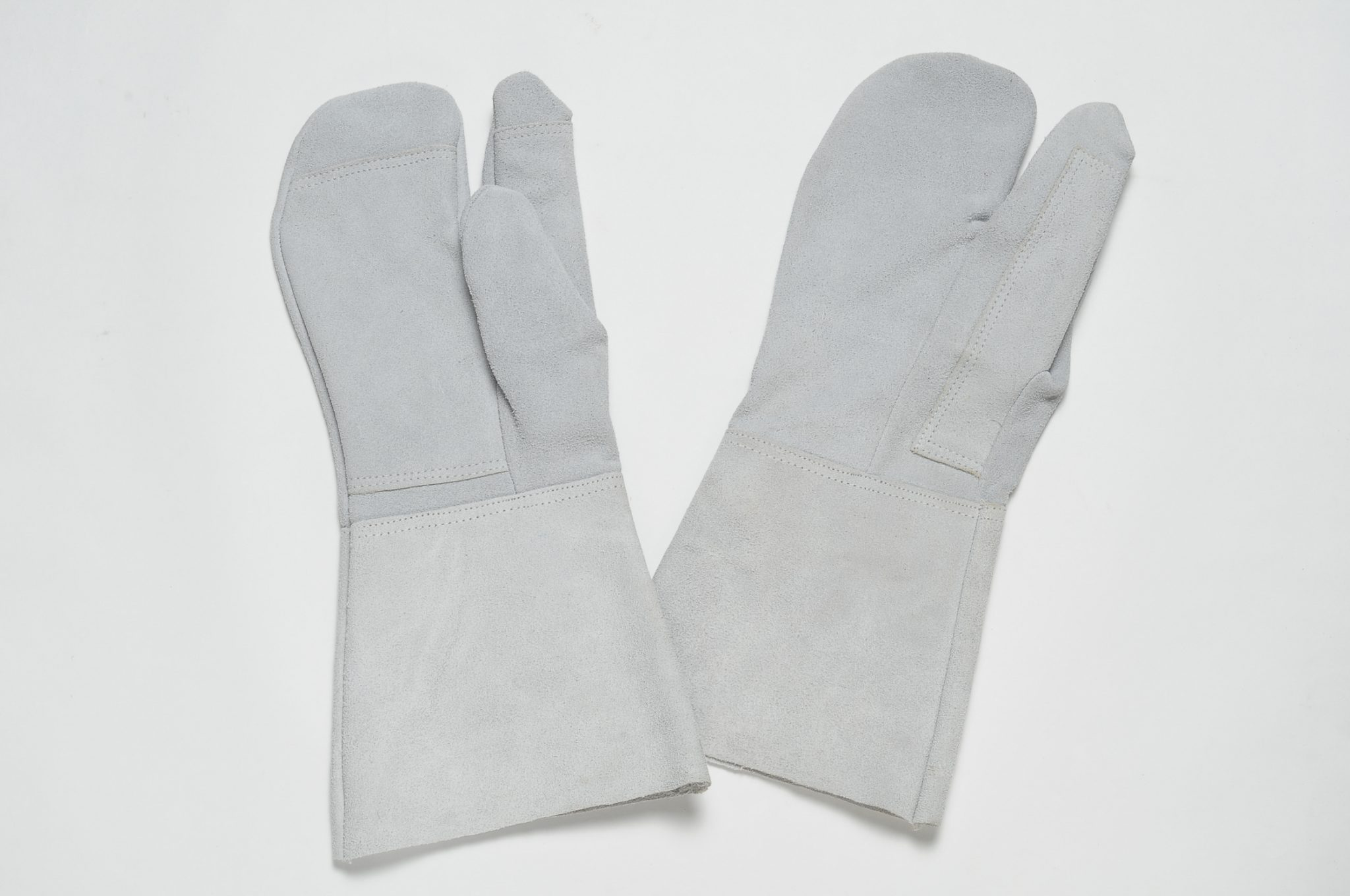 ALL LEATHER OVEN GLOVES